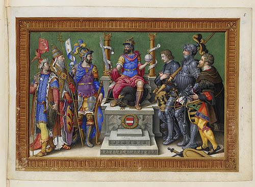 Clovio Charles V BT