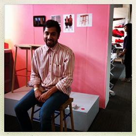 Karthik Poduval_New Designers 2013