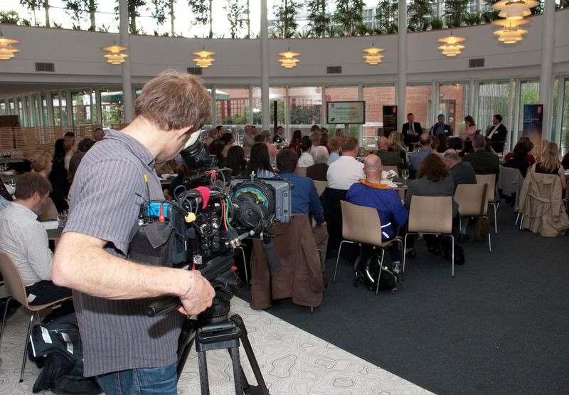 BBC_Horizon_filming_TalkScience21_panel.Pollinators_and_pesticides