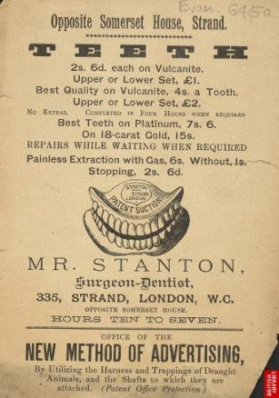 Image result for 1822 - Charles M. Graham received the first patent for artificial teeth.