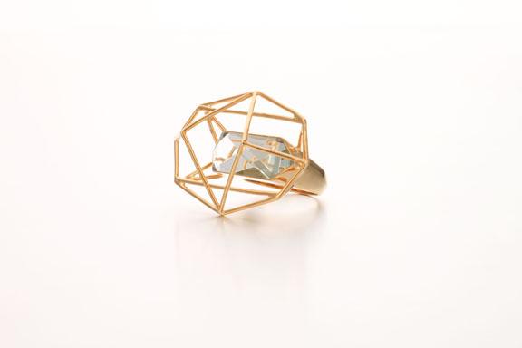 Meet Nuri Lee Jewellery designer and Central Saint Martins graduate