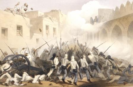 Delhi siege 060491