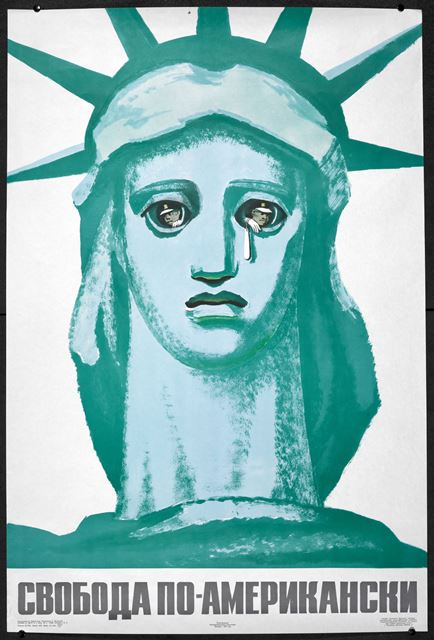 WEB Freedom American-style, 1971, B. Prorokov