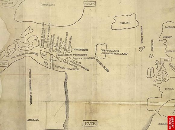 Frobisher map (G6527)