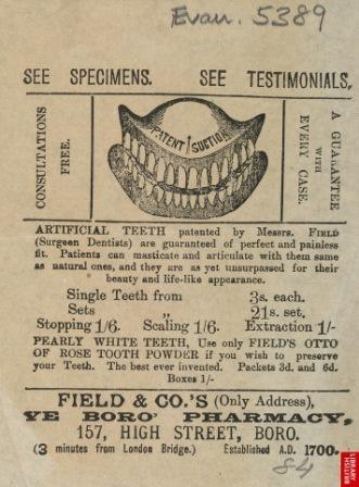 Dentures - Evanion 5389
