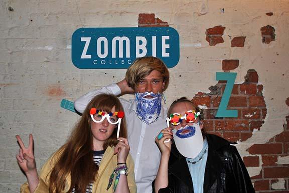 ZOMBIE Collective Happy 3rd Birthday_1