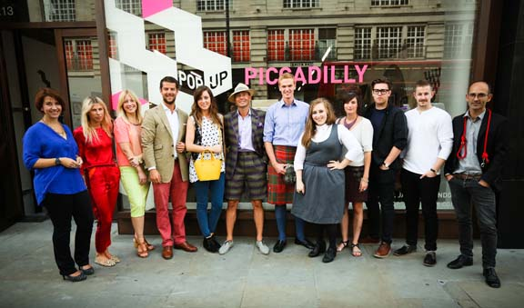 PopUp Britain Piccadilly August 2013