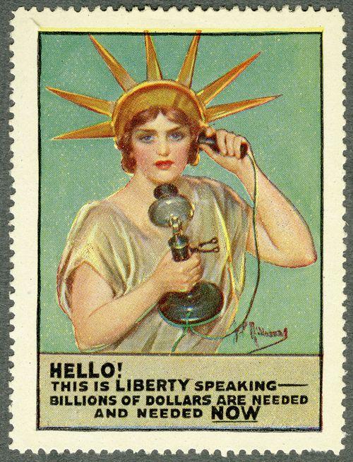 Liberty-calling