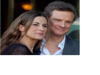 Colin firth and livia