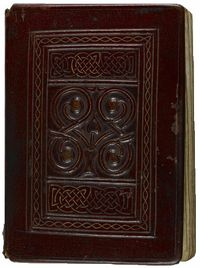 Leather binding
