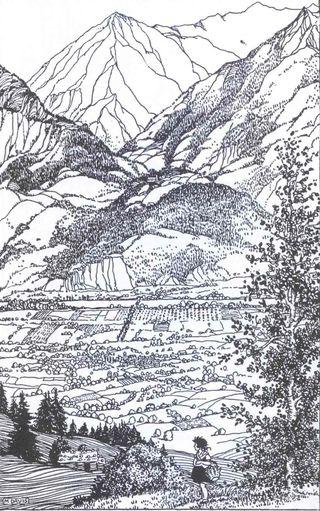 Heidi Marguerite Davis view