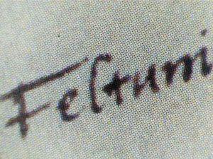 Manuscript print-out
