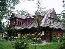 Karol Szymanowski Museum in Villa Atma MS