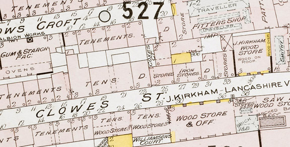 Goad Manchester Clowes St maps_145_b_17_(3)_f042r