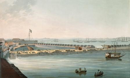 Bombay harbour c13640-73