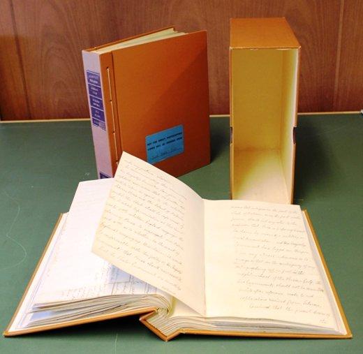 Guard book