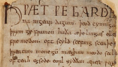 Cotton MS Vitellius A XV f. 132r