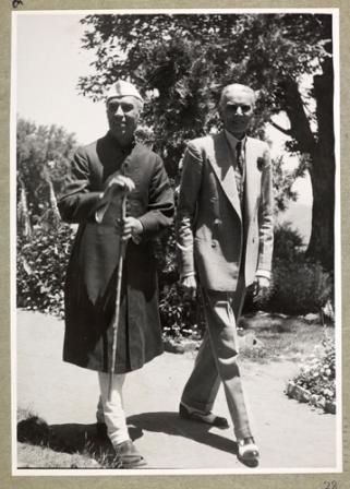 Jinnah & Nehru c13486-35