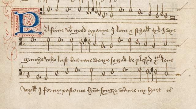 Plainsong and Medieval Music Study Day at the British