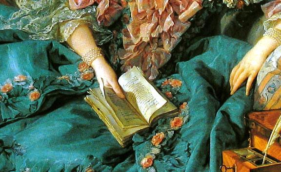 Madame de Pompadour's book