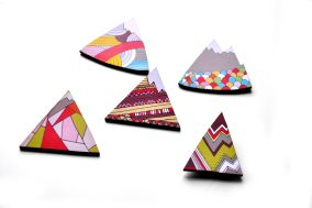 Artysmarty_mountain brooch