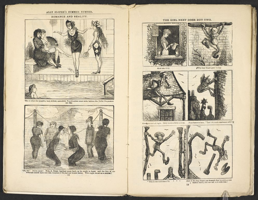 Erotic comics from victorian england photo