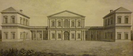 Classical building - Georgians 56i19-20-2