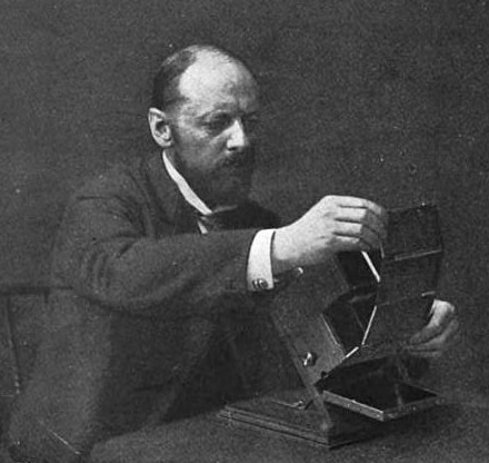 Frederic Ives
