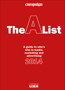 The A List cover