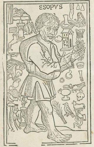 Aesop Augsburg 1480 picture