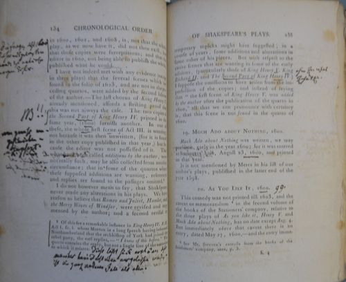 Tieck annotations