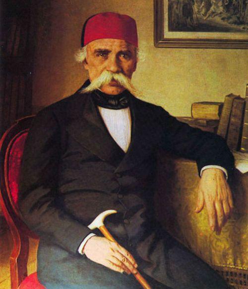 Vuk Stefanovic Karadzic image