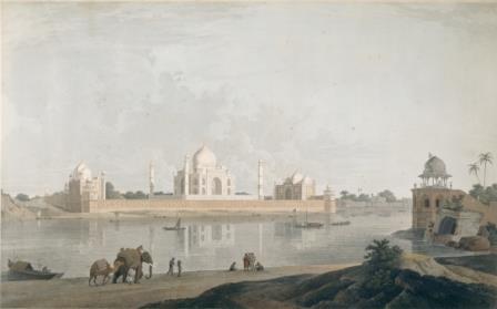 Taj Mahal 016558
