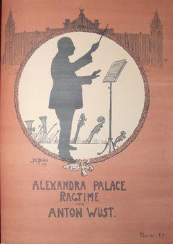 Alexandra Palace Ragtime