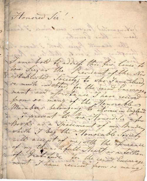 Meyer Letter