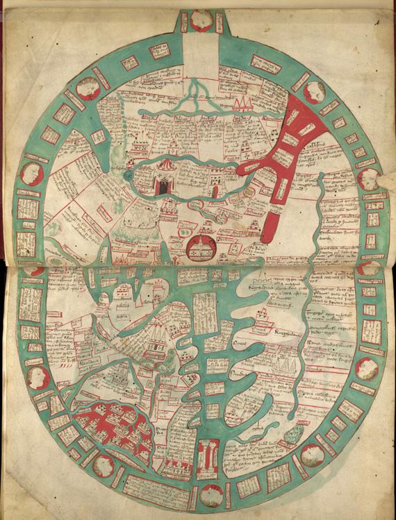 The Royal Higden Map