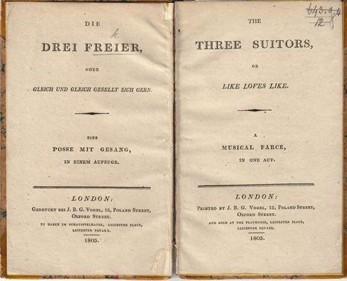 Drei Freier
