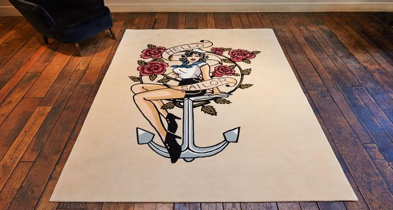 SailorFloorRug