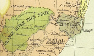 19th Century Africa Map.Maps In 19th Century Books What Has Been Georeferenced Maps And