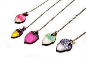 Artysmarty_acorn necklaces