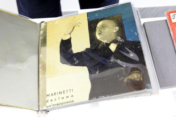 Marinetti British Library  3