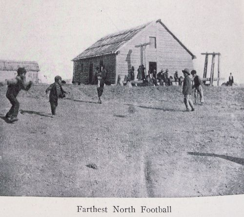 Farthest North Football (Cameron)