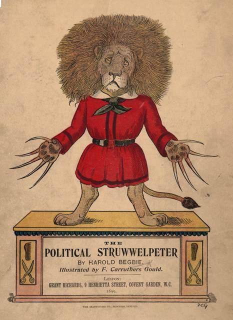 Political Struwwelpeter cover