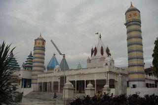 Digambar Jain temple, Champapur