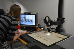 Imaging Scientist Dr Christina Duffy