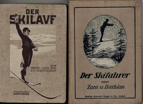 Skilauf, Skifahrer