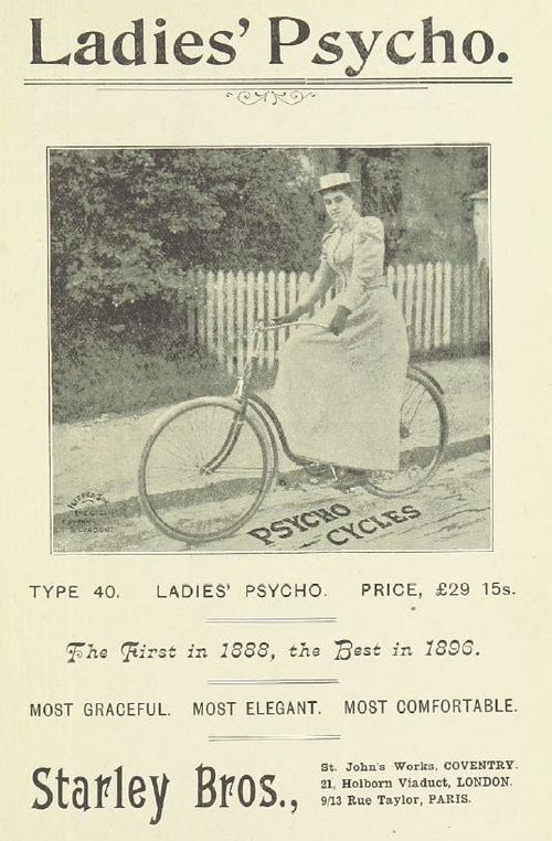 Psycho bicycle