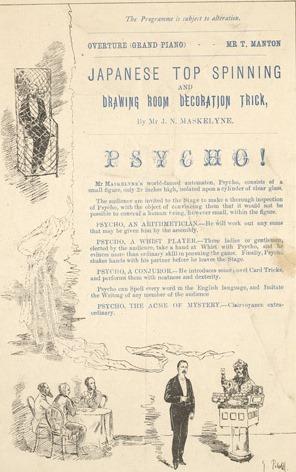 Psycho figure