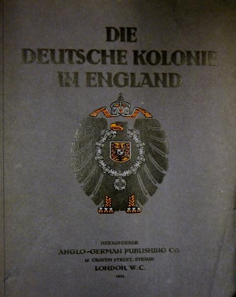 Deutsche Kolonie cover