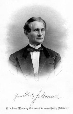 Joel Munsell